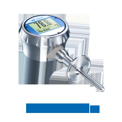 Merilniki Temperature Baumer
