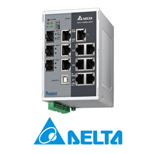 Delta Managed Ethernet stikala
